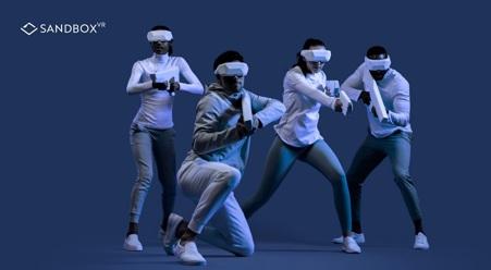 超真實境遊戲體驗+體驗精華片段【Sandbox VR@尖沙咀】(需二次確認)