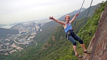 【港島】Black Crag 攀岩體驗 (需二次確認)