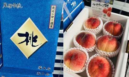 【日本直送🍑】山梨春日居 特秀水蜜桃 2.5kg (5-6個 $498-) 或  5kg (15-16個 $858)