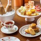 【香港尖沙咀凱悅酒店】下午茶+早餐│Staycation Package