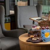 【香港康得思酒店】LUSH浸浴產品+下午茶+早餐│Staycation Package