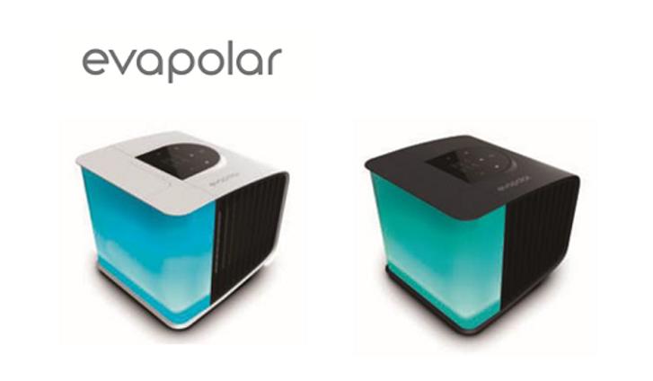 evaPOLAR evaSMART 第二代小型流動冷風/放濕/空氣清新機 ($1588)