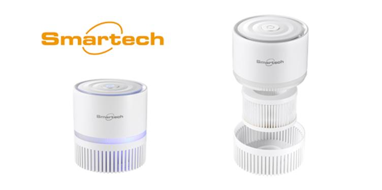 """Smartech """"Ion Air"""" 迷你HEPA負離子空氣淨化機 ($438)"""