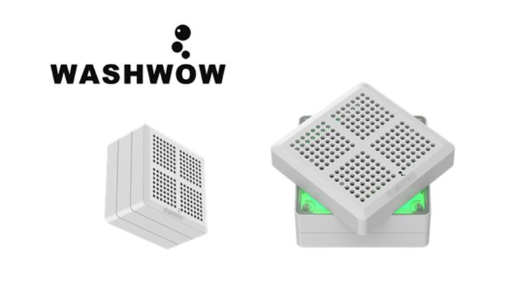 Washwow 2.0 便攜洗衣蛋 (Magic Cube) ($628)