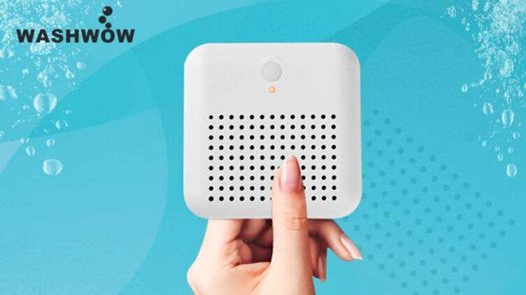 Washwow 3.0 便攜洗衣蛋 (Magic Cube Lite) ($480)