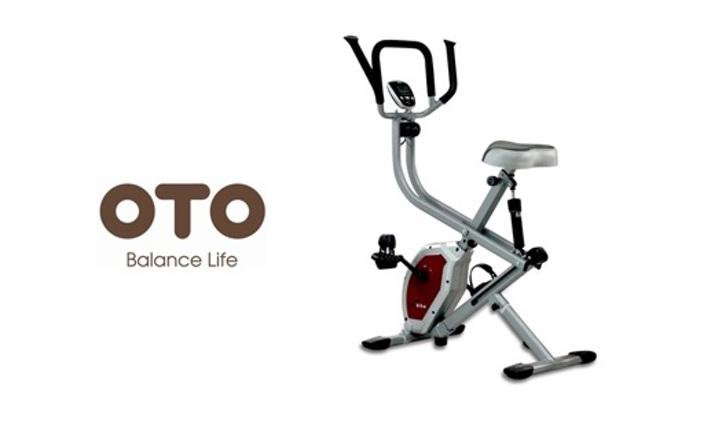 OTO 3合1 磁控健身單車 ($2280)