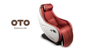 【限售1部】OTO 巨星挨挨鬆水晶版-瑰麗紅 (原價$28,800) 優惠價$8,880