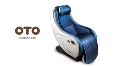 【限售3部】OTO 巨星挨挨鬆水晶版-閃亮藍 (原價$28,800) 優惠價$8,880