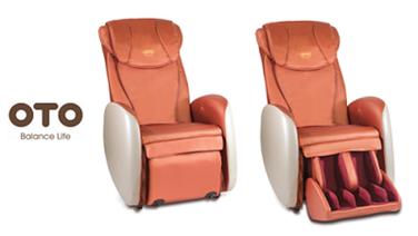 【限售5部】OTO Parity按摩椅-閃耀橙 (原價$23,800) 優惠價$7,688