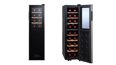 Vinvautz 18 支雙溫區電子酒櫃 VZ18SBD (原價$3,498) 優惠價$1,599