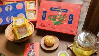 【港澳限定】皇上不上朝 | 菠蘿蛋黃酥賀年禮盒 (6入裝)【優惠價$168】