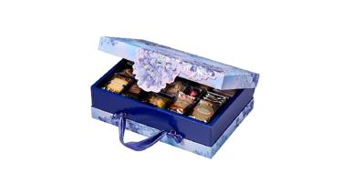 Isabelle - 紫漾約定 Blooming violet 曲奇禮盒 $185