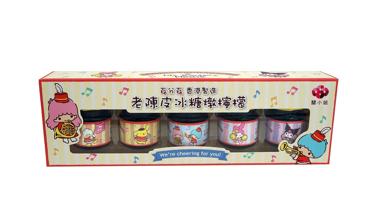 關小姐 老陳皮冰糖燉檸檬 (Sanrio Characters 為你打打氣)  (香港製造) $99