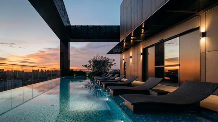 新加坡客安酒店+新加坡航空機票套票