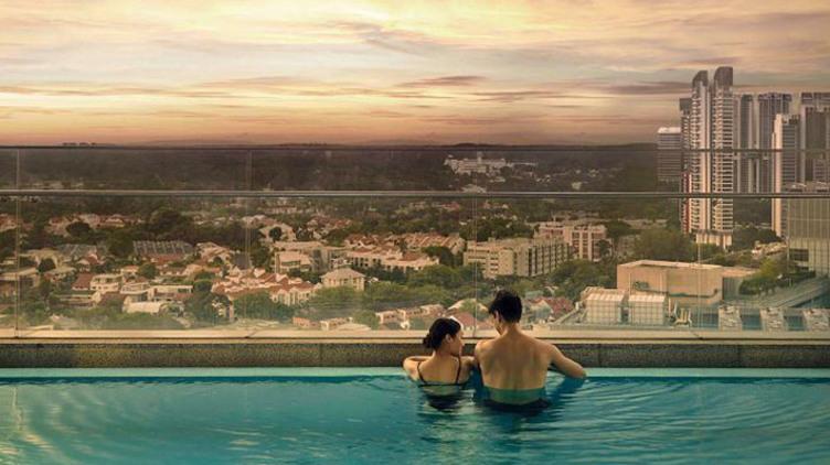 新加坡豪亞酒店+國泰航空機票套票