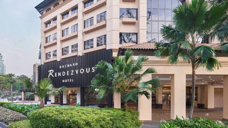 新加坡烏節龍都大酒店(遠東集團)+新加坡航空機票套票