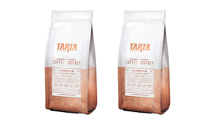 TARZA 意式特濃咖啡豆 (2盒裝) $108