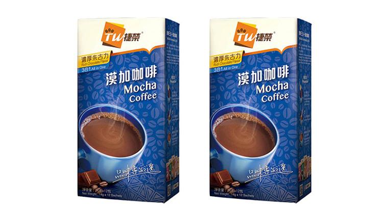 捷榮 三合一漠加咖啡 (2盒裝) $28
