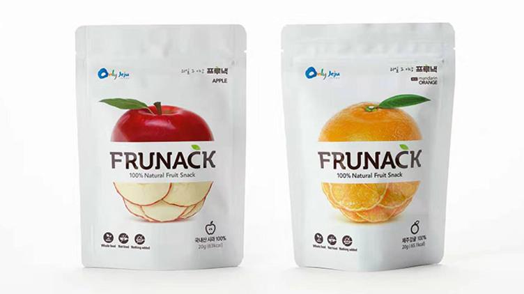 【韓國直送‧多款口味】Frunack 水果乾 20克 $29