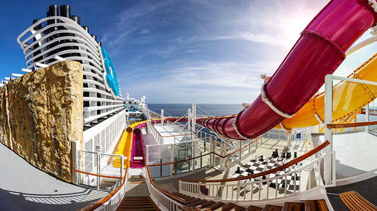 3天海上巡遊郵輪船票 (RAHDG03Q逢星三、五啟航, 海景露台房 每位$1188起