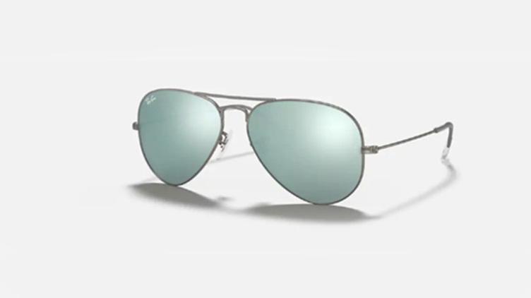 Ray-Ban Aviator 太陽眼鏡 (RB3025) - 水銀 銀框 x 灰鏡$1128起/每副 原價$1700起