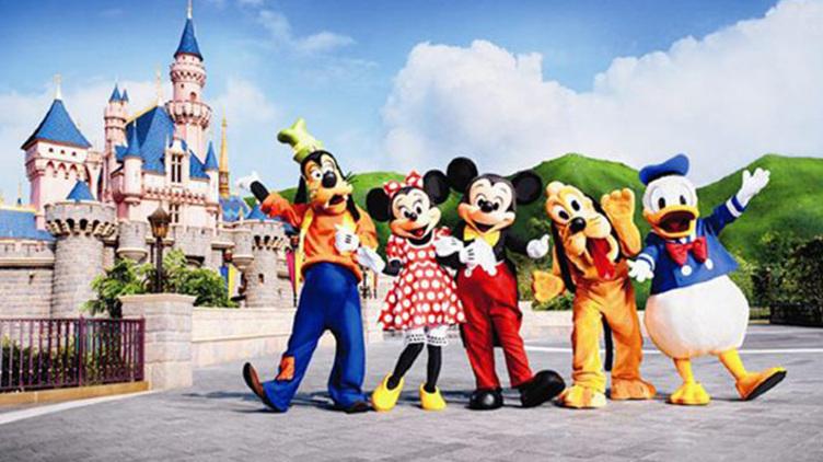 香港迪士尼樂園門票/餐券(須於到訪前的7日內於線上預約到訪日期)每張$578起