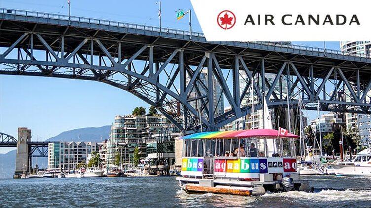 加拿大航空 (AC) 往 多倫多 HK$3420起
