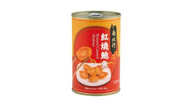 南北行紅燒鮑魚(6隻)    優惠價180/2罐(原價$188)