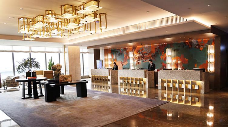 【香港維港凱悅尚萃酒店】自助午餐 折後人均$450起